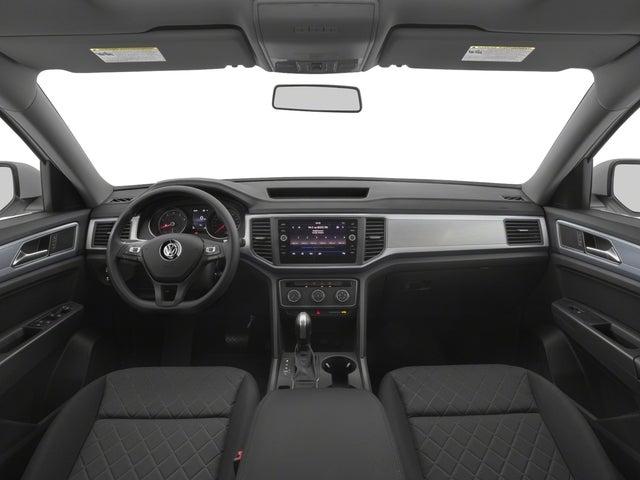 2018 Volkswagen Atlas Sel Premium 4motion Volkswagen